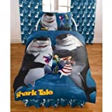Official Shark Tale Bedding Set Duvet Cover and Pillow Case (Single Bed)