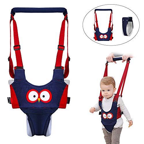 Redini primi passi sicurezza per bambino sostegno bretelle di sicurezza per bambino traspirante detachable camminare assistente per bambino, per aiutarlo a camminare cintura protettiva