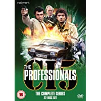 The Professionals:The Complete Series