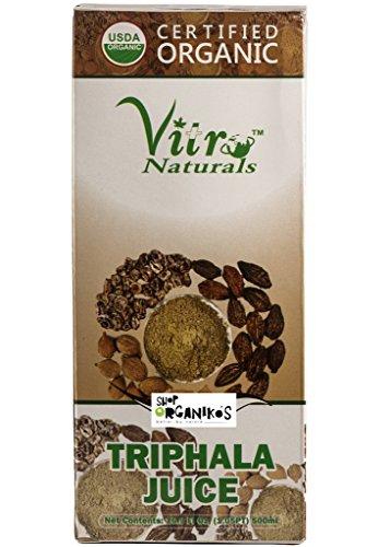 Vitro Naturals Organic Triphala juice (500 ml)  available at amazon for Rs.170
