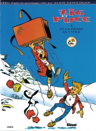 Zig et Puce, tome 5 : Zig et Puce et la Pierre qui vole