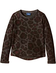 Tom Tailor Leo Aop Sweatshirt/509 - Sweat-shirt - Fille