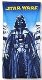 Disney Star Wars BADETUCH 70x140 cm Strandtuch plus Sticker Bogen (1)