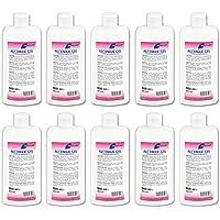 Meditrade Alcoman-Gel 10 x 500 ml Flasche Händedekontaminationsgel preisvergleich bei billige-tabletten.eu