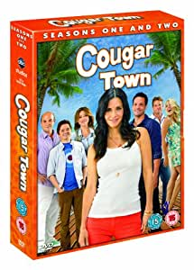 Cougar Town: Seasons One and Two [DVD]