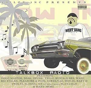 Talkbox Radio [Import allemand]