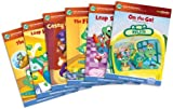 LeapFrog LeapReader Learn to Read Phonics Book Set 1: Short Vowels (Works with Tag)