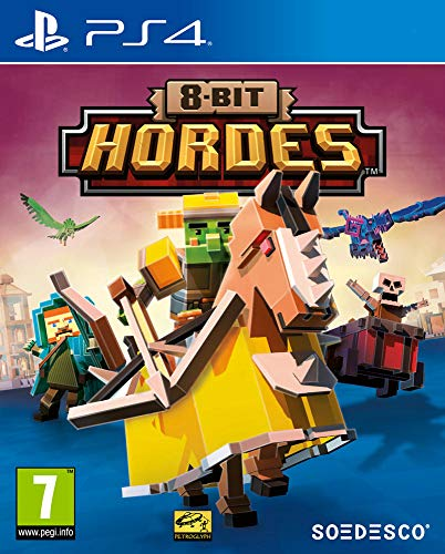 8-Bit Hordes (PS4) Best Price and Cheapest