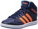 adidas Hoops Team Mid, Unisex Kids' Hi-Top Sneakers