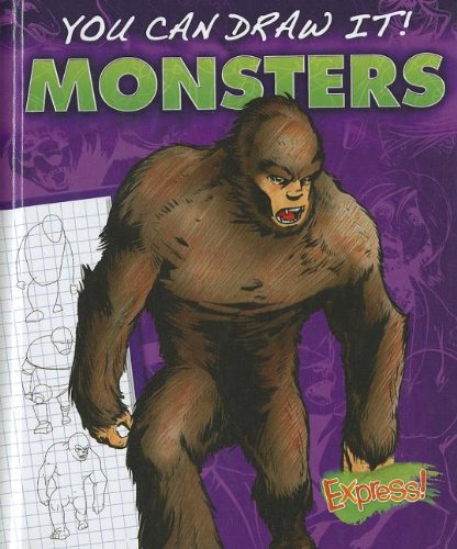 Monsters (You Can Draw It!)