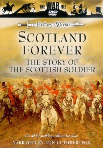 The History Of Warfare: Scotland Forever [DVD] [UK Import]