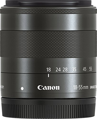 Canon EF-M 18-55mm 1:3,5-5,6 IS STM Standardzoom-Objektiv - 4