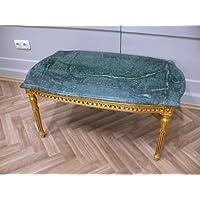 LouisXV Barock Couchtisch Tisch Marmor Antik Stil Rokoko AlSa0315HzBg Antik  Stil Massivholz. Replizierte Antiquitäten Buche