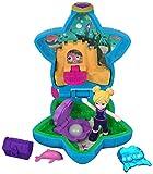 Mattel Polly Pocket FRY33 Tiny Places Pollys Aquarium