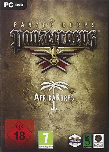 Panzer Corps - Afrika Corps - [PC] (Dvd-spieler, Indien)
