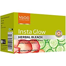 VLCC Insta Glow Herbal Bleach, 54gm
