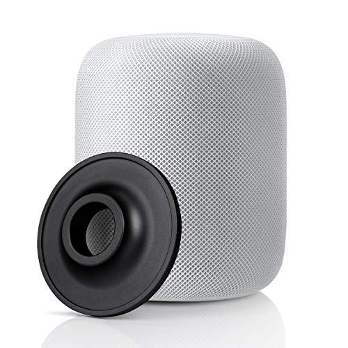 Círculo para Base de Apple HomePod, Soporte Protector de Acero Inoxidable HomePod Accesorios para Mantener su Dispositivo