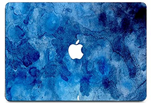 MacBook Stickers Chickwin 13 inch Retina Macbook Apple Notebook Color Cover Modle A1425/A1402 Notebook Shell Stickers Three Sides (Shell + Wrist Rest + Bottom) (B1)