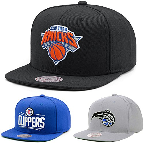 Mitchell & Ness and Wool Solid Snapback Cap