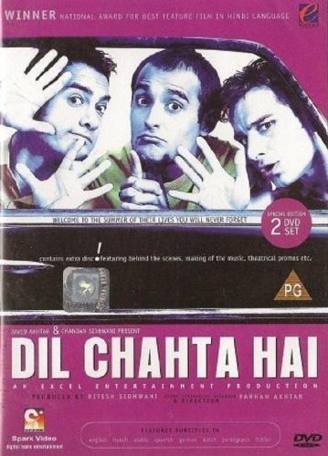 Dil Chata Hai - Set [DVD]