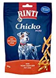 Rinti Extra Chicko Mini Huhn und Käse,12er Pack (12 x  80 g)