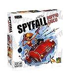 dV Giochi- Spyfall-Doppio Gioco-tra di Voi Si nasconde Una Spia Che Cerca di capire. Dove Si Trova-Edizione Italiana, Multicolore, DVG9363
