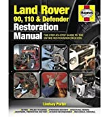 [(Land Rover 90. 110 & Defender Restoration Manual)] [Author: Lindsay Porter] published on (September, 2014)