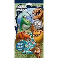 The Good Dinosaur Pack of Over 700 Stickers, Including Collectable Character Stickers
