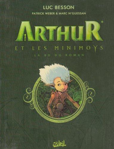 Arthur et les Minimoys : Coffret en 2 volumes : Tomes 1 et 2