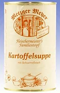 Metzger Meyer Kartoffelsuppe 1160g (DLB30)