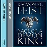 Rage of a Demon King: The Serpentwar Saga, Book 3