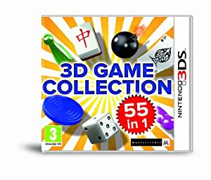 3D Game Collection: 55-in-1 (Nintendo 3DS)