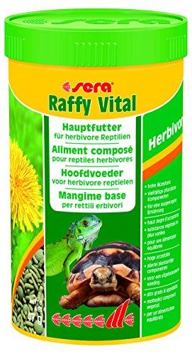 sera 01832 raffy Vital 250 ml - Schmackhafte Kräutervielfalt für herbivore Reptilien