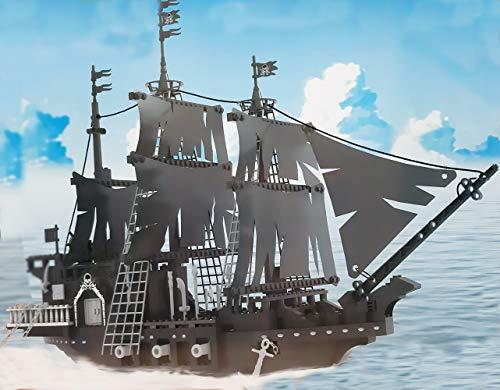Brigamo, Nave dei pirati Black Pearl, 652 pezzi