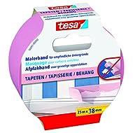 tesa® Spar-Set: 3x 56261-00-00 Maler-Krepp Precision Sensitive 25m : 38mm