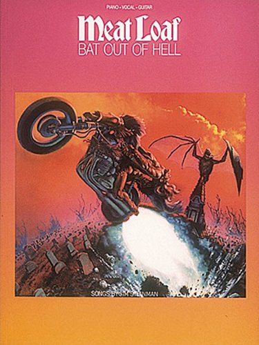 Meat Loaf: Bat out of Hell (Piano-Vocal-Guitar)
