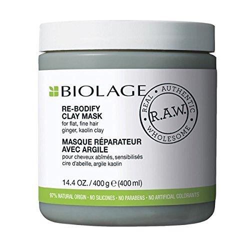 Matrix: Biolage R.A.W. Re-Bodify Clay Mask 400 ml (400 ml)