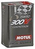 MOTUL 103920300V competition 15W50olio motore 5l
