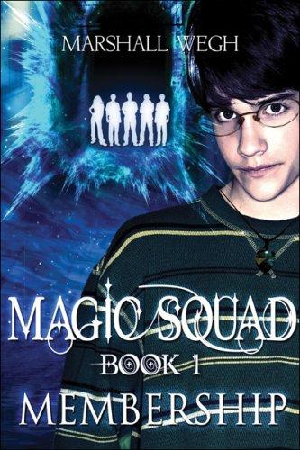 Magic Squad Book 1 Cover Image