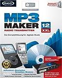 MAGIX MP3 Maker 12 XXL Radio Transmitter