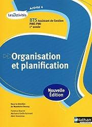 Activité 4 - Organisation et planification - BTS AG pme-pmi