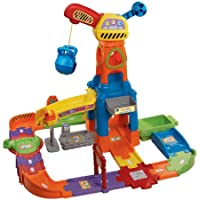 Toot Toot Drivers Construction Site (Multi-Coloured)