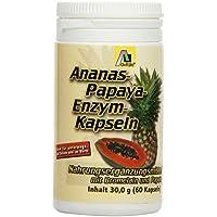 Avitale Ananas Papaya Kapseln, 60 Stück, 1er Pack (1 x 30 g) preisvergleich bei billige-tabletten.eu