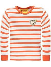 Steiff Jungen Langarmshirt T-Shirt 1/1 Arm 6713501
