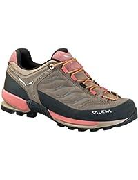 Salewa Damen WS MTN Trainer Trekking-& Wanderhalbschuhe, Braun (Walnut/Rose Brown 7510), 40.5 EU