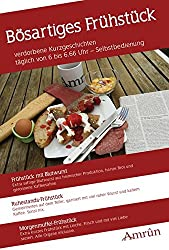 Bösartiges Frühstück: Frühstück-Anthologie Band 1