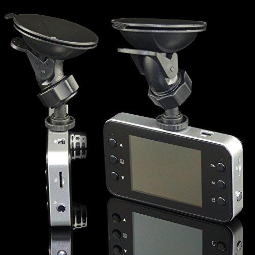 Nuova visione notturna HD 1920* 1080P 2.4LCD HD Video Recorder CCTV in auto per cruscotto auto DVR Incidente Video Camera Recorder (2.4senza scheda di