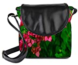 Snoogg Colorful Tree Womens Sling Bag Small Size Tote Bag