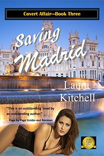 Saving Madrid (Covert Affair Book 3) (English Edition)