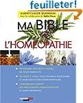 Ma Bible de l'hom�opathie